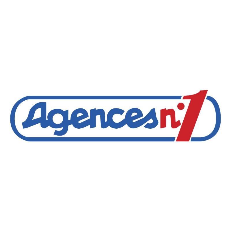 Agences n1 vector