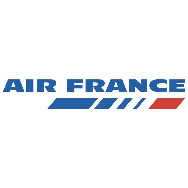 Air France 25159 vector