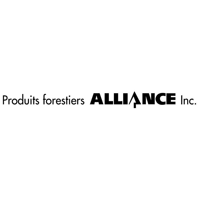 Alliance Produits vector