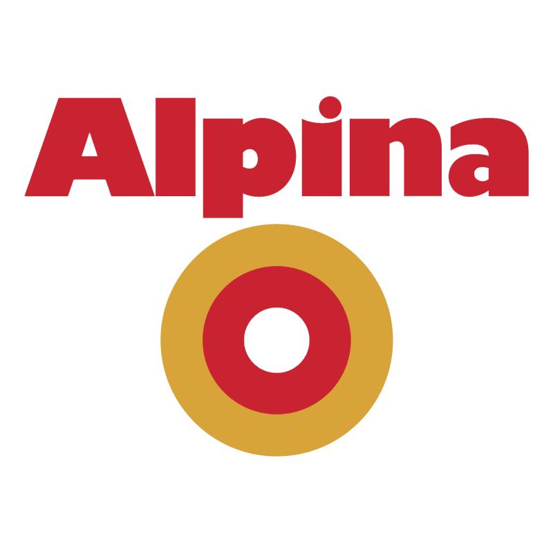 Alpina vector