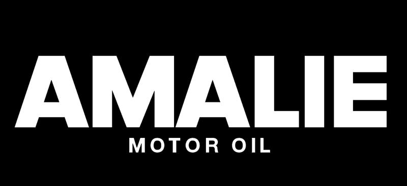 AMALIE MOTOR OIL vector