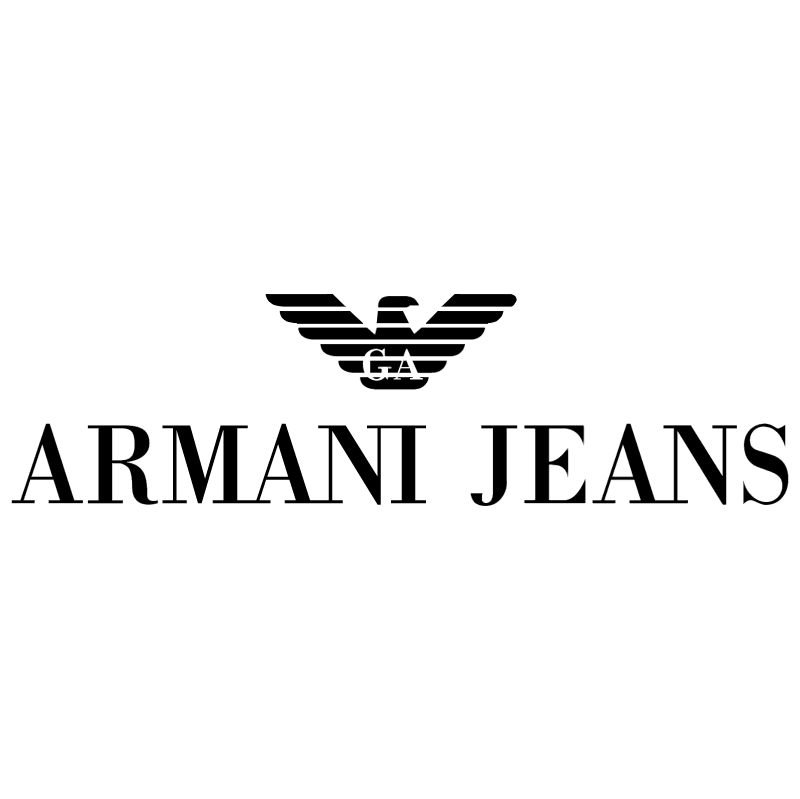 Armani Jeans vector