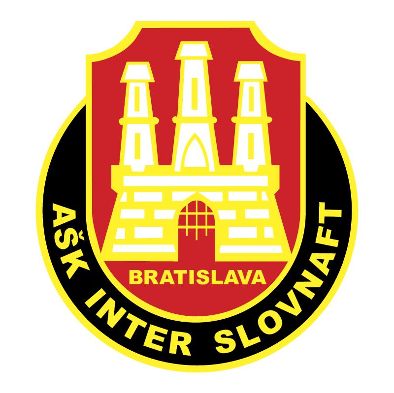 Ask Inter Slovnaft vector