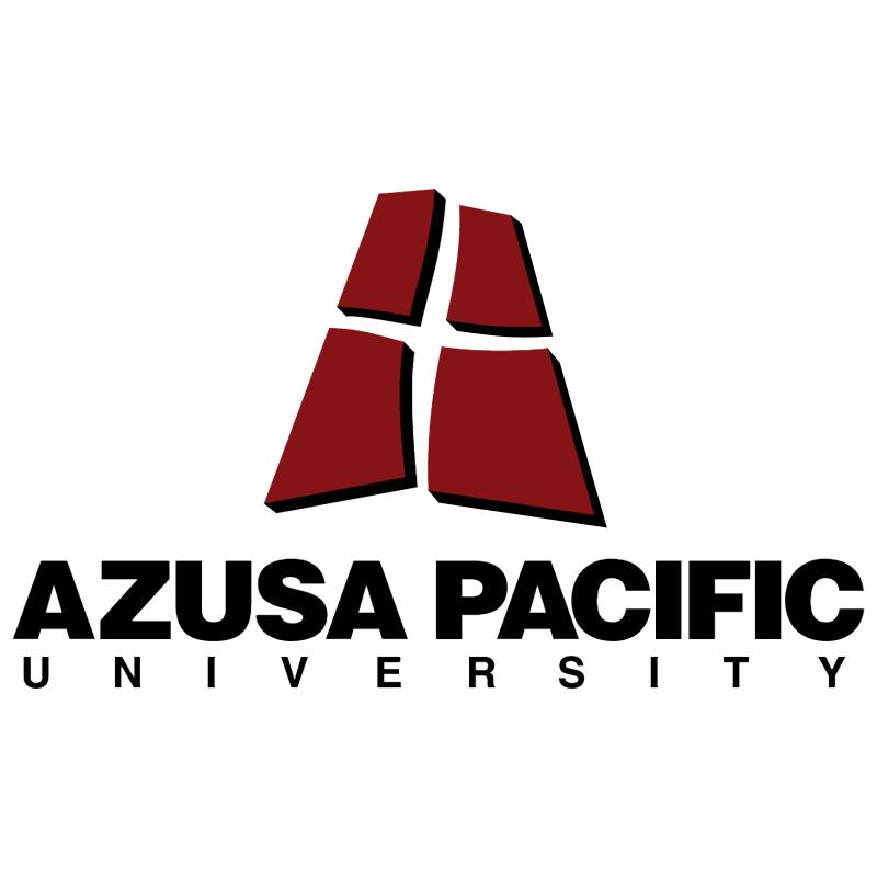 Azusa Pacific University 10689 vector