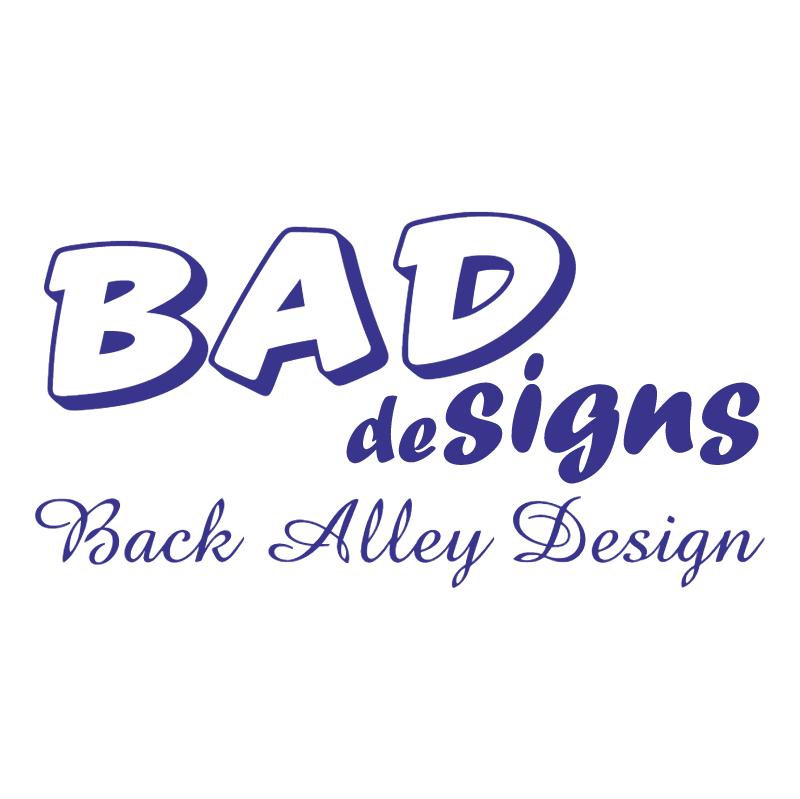 BAD deSigns vector
