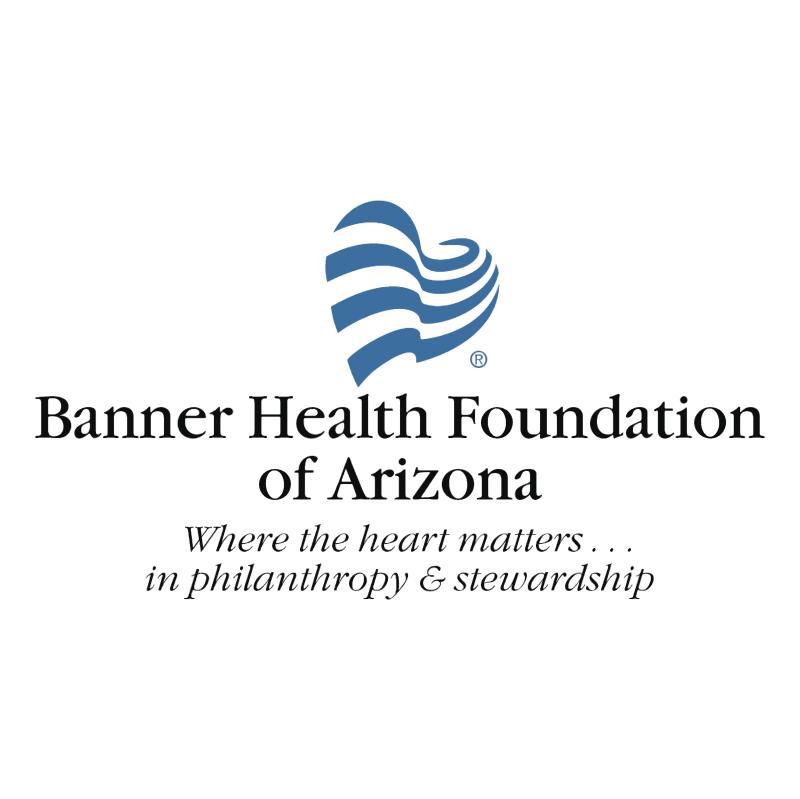 Banner Health Foundation of Arizona 54162 vector