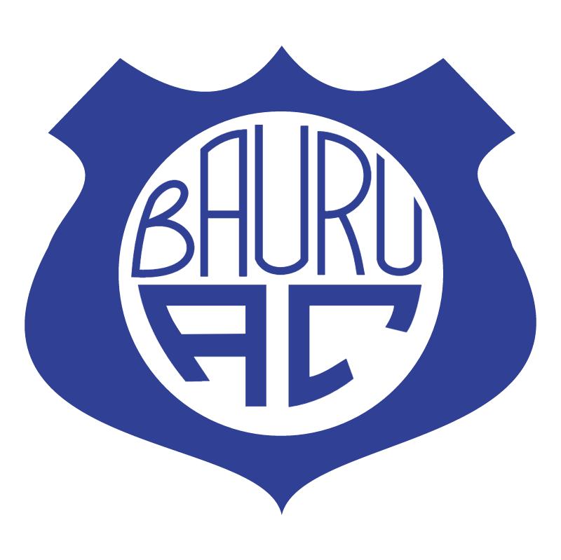 Bauru Atletico Clube de Bauru SP vector