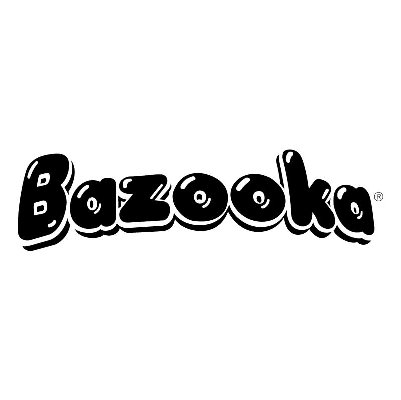 Bazooka 47313 vector