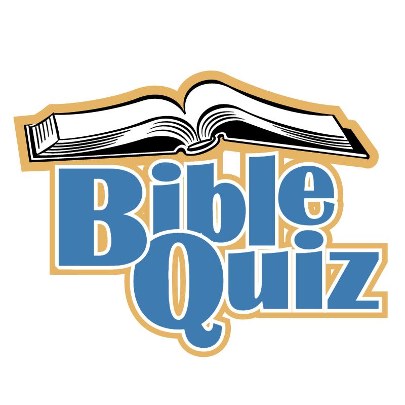 Bible Quiz vector