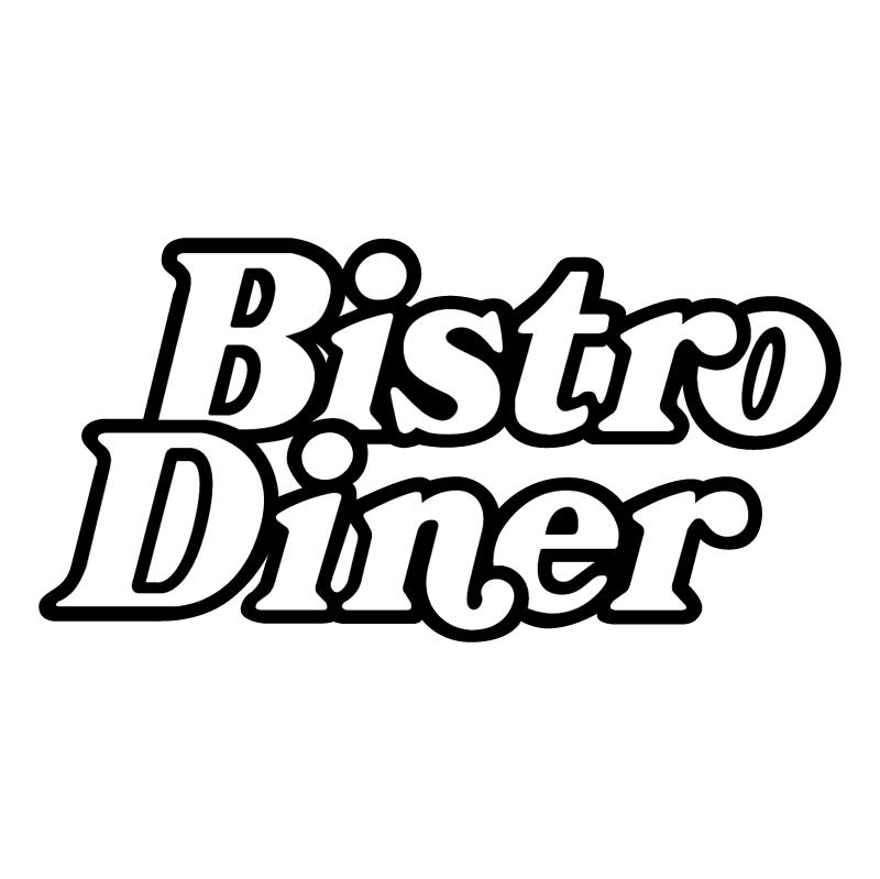 Bistro Diner vector