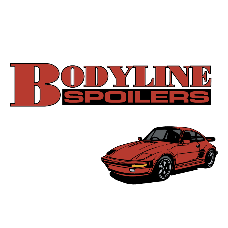Bodyline Spoilers 55081 vector