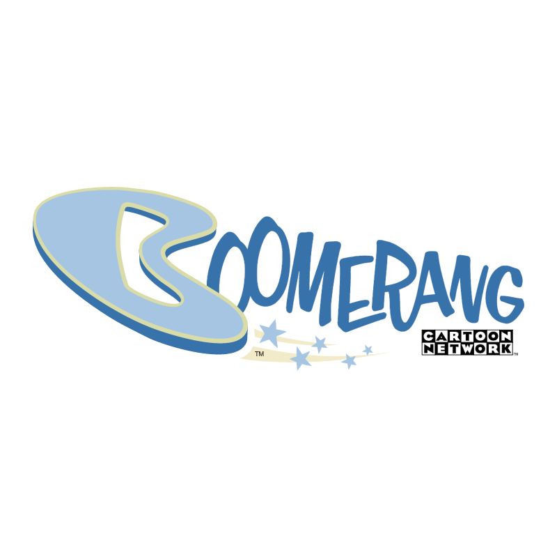 Boomerang 60879 vector