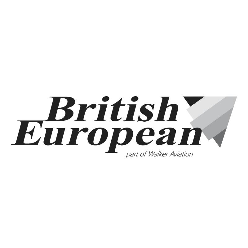 British European 82667 vector