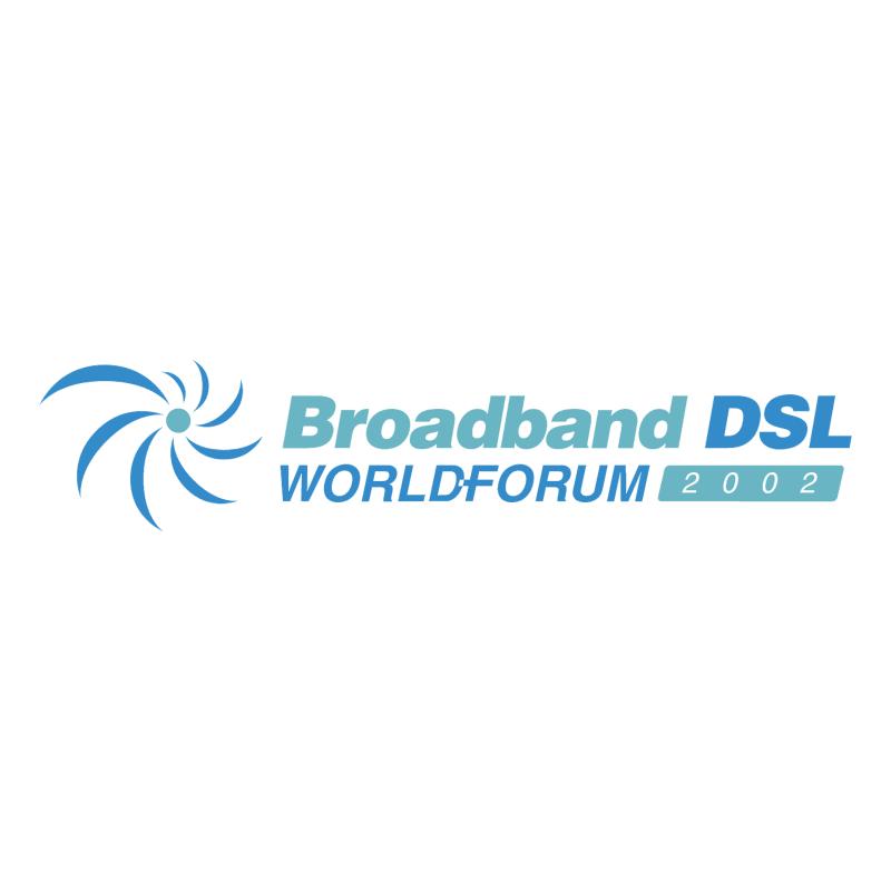 Broadband DSL World Forum vector