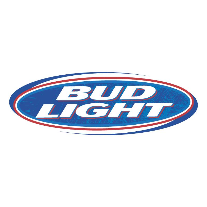 Bud Light vector logo