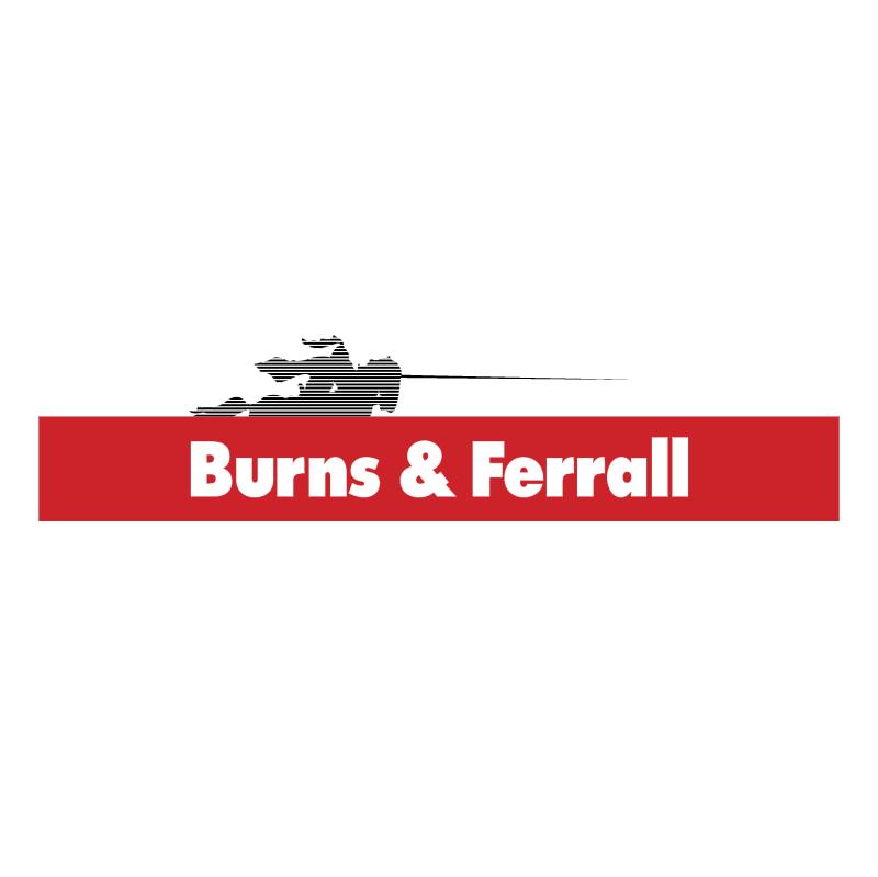 Burns & Ferrall 81986 vector logo