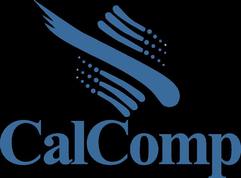 Calcomp logo vector