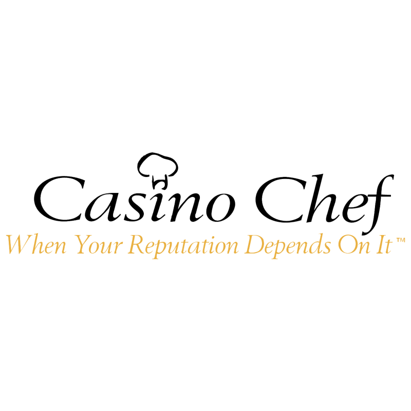 Casino Chef vector