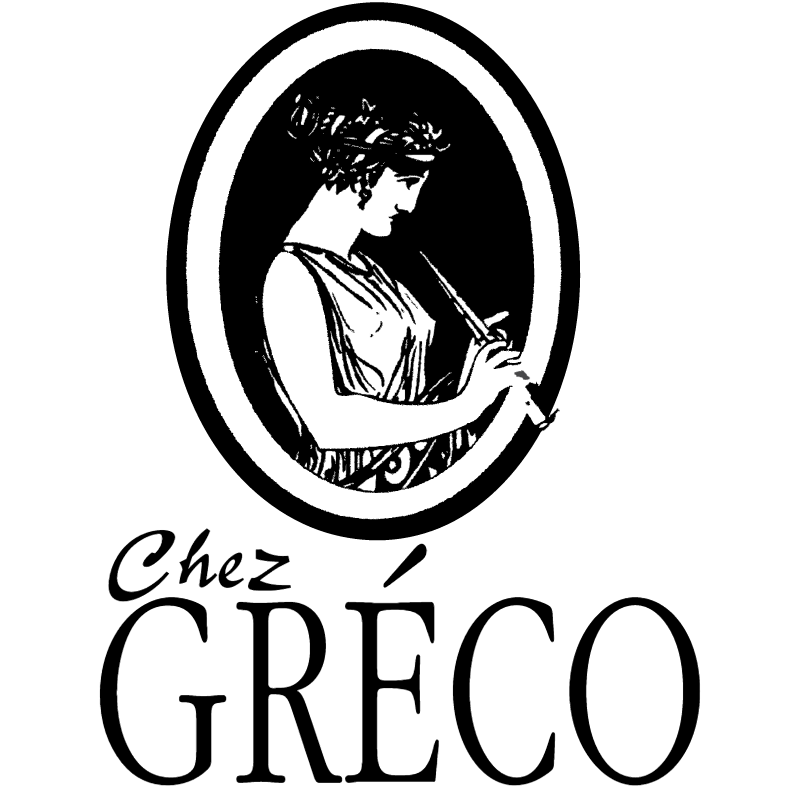 Chez Greco vector