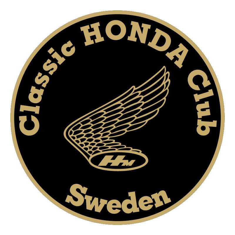 Classic Honda Club vector