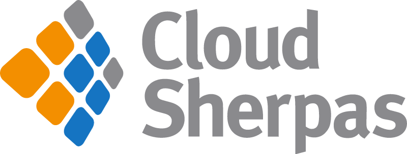 Cloud Sherpas vector