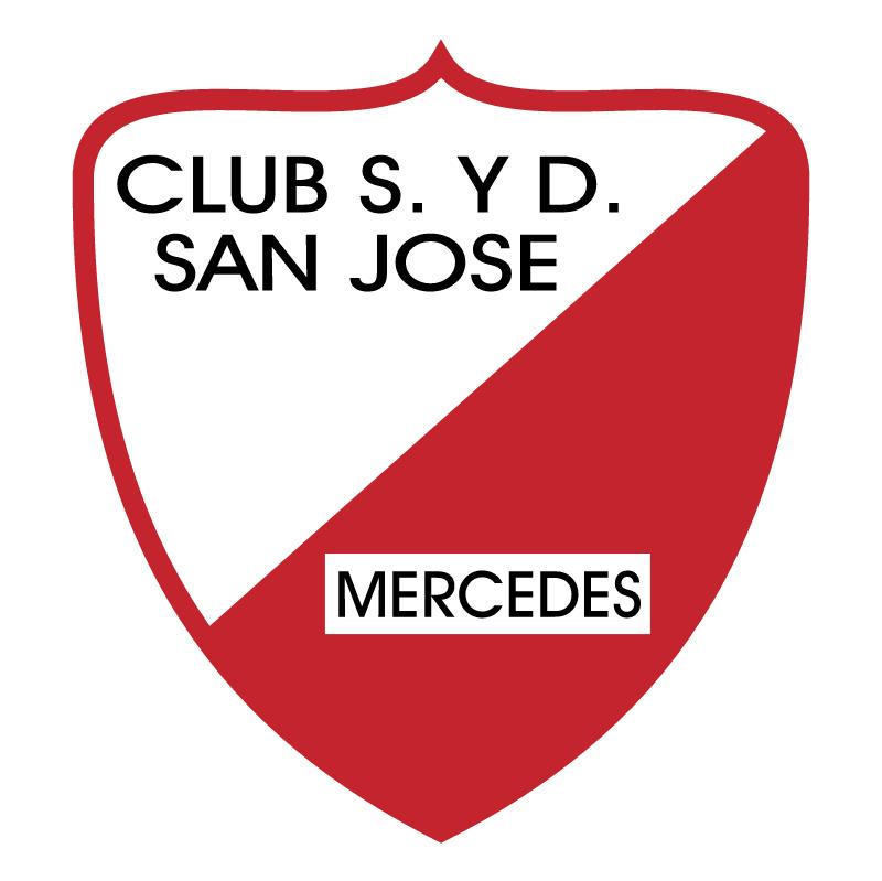Club Social y Deportivo San Jose de Mercedes vector