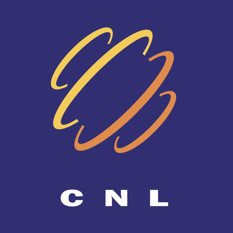 CNL vector logo