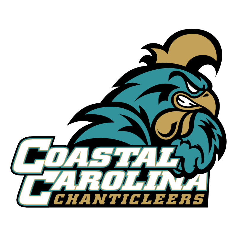 Coastal Carolina Chanticleers vector logo