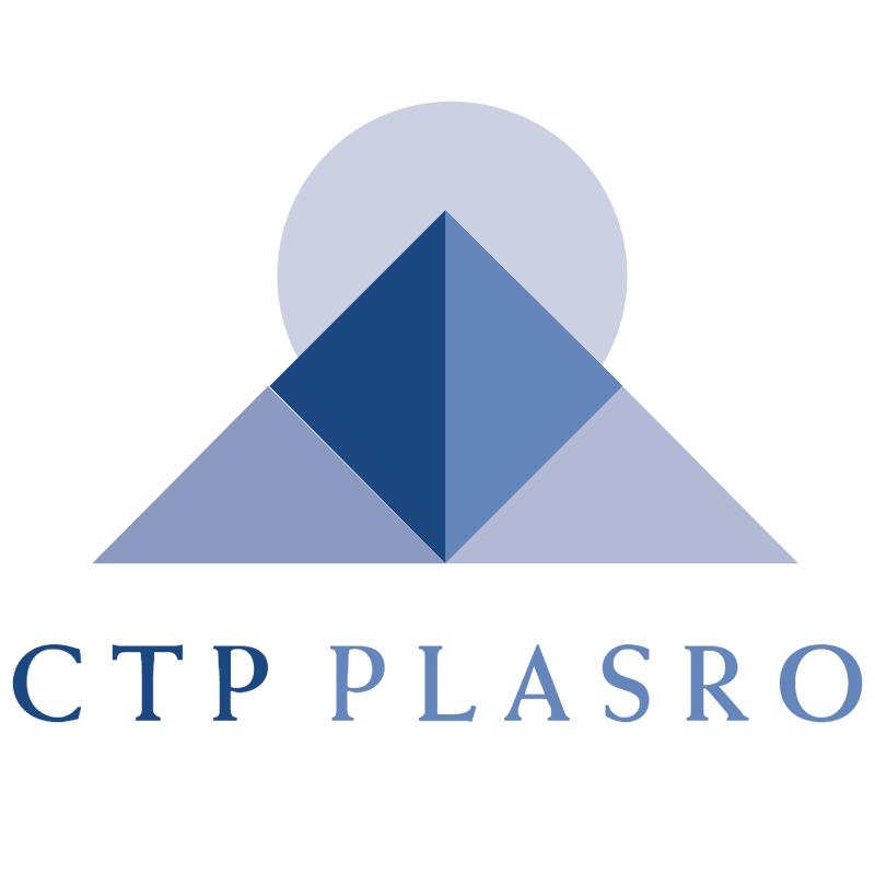 CTP Plasro vector logo