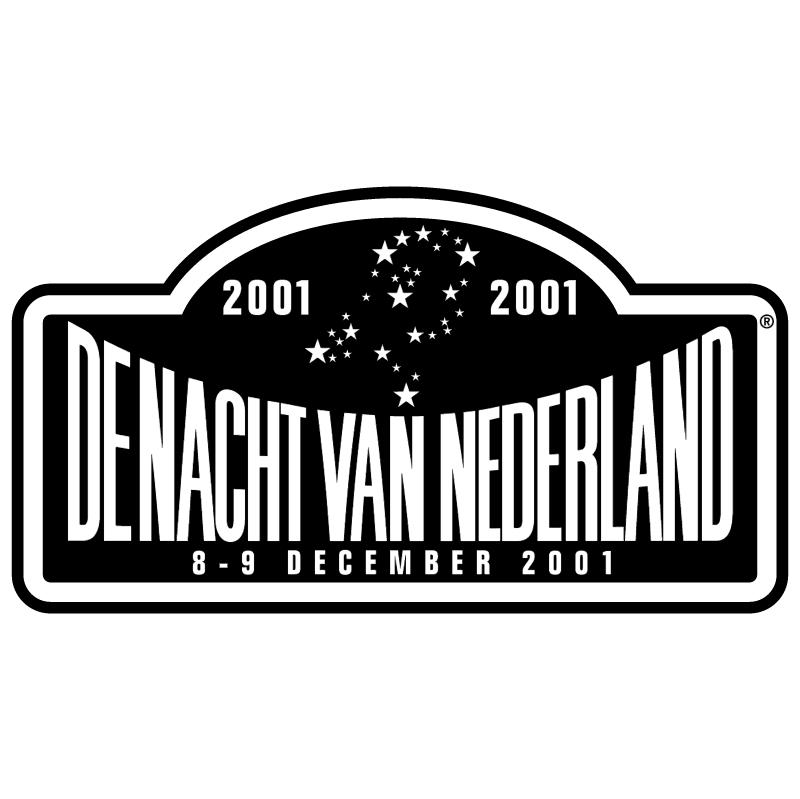 De Nacht van Nederland 2001 vector