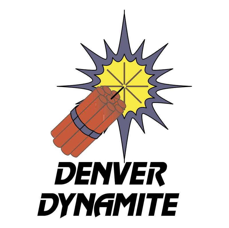 Denver Dynamite vector