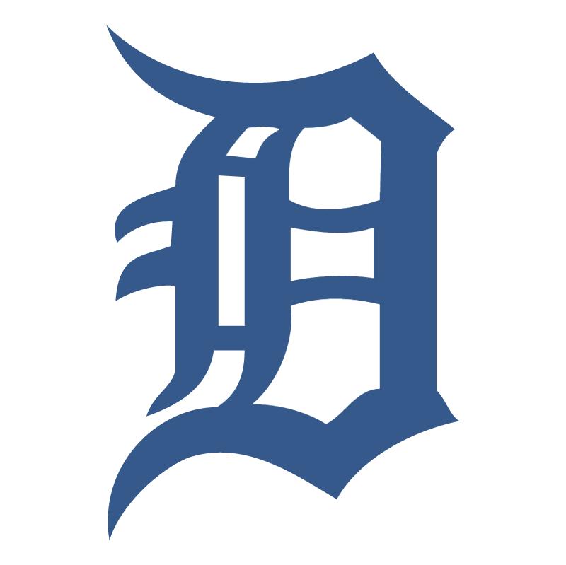 Detroit Tigers vector