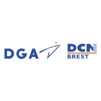 DGA DCN Brest vector