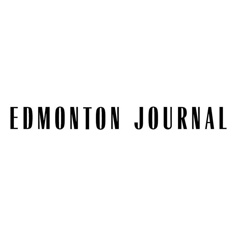 Edmonton Journal vector