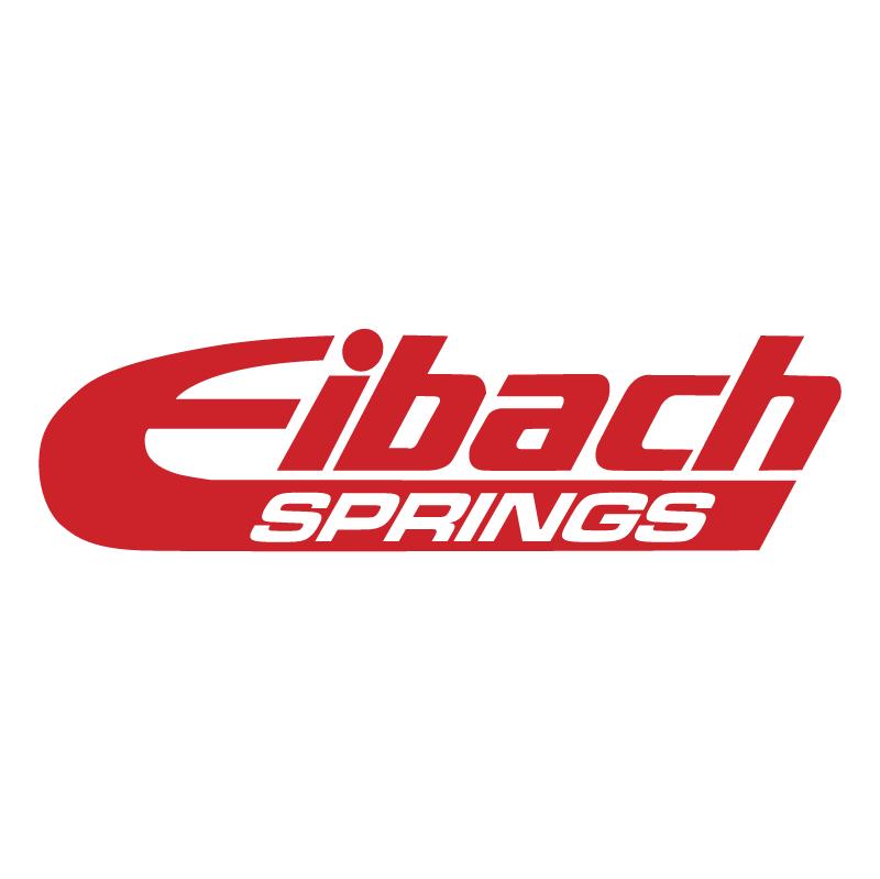 Eibach Springs vector logo