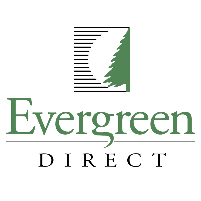Evergreen Direct vector