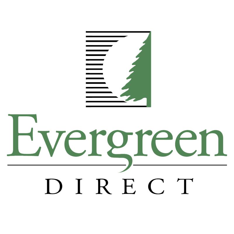 Evergreen Direct vector
