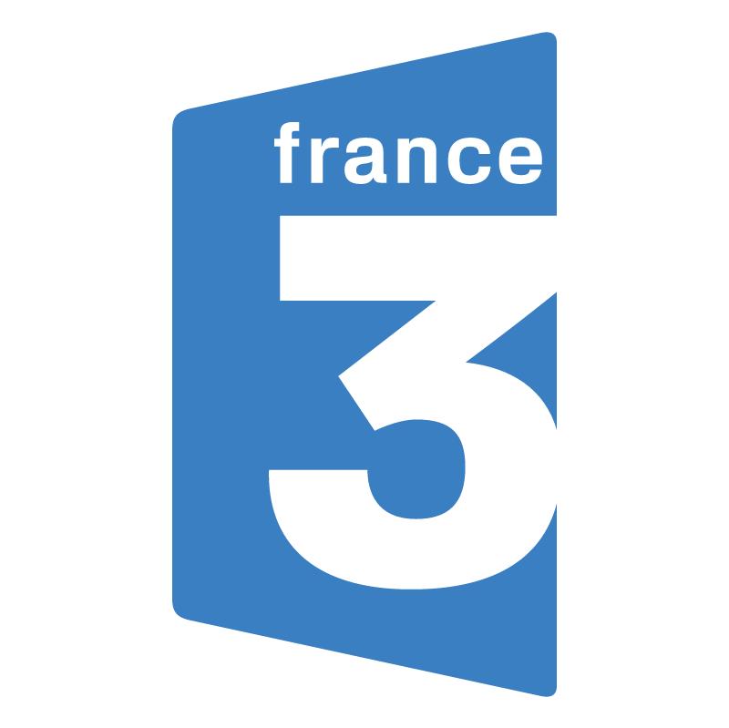 France 3 TV vector