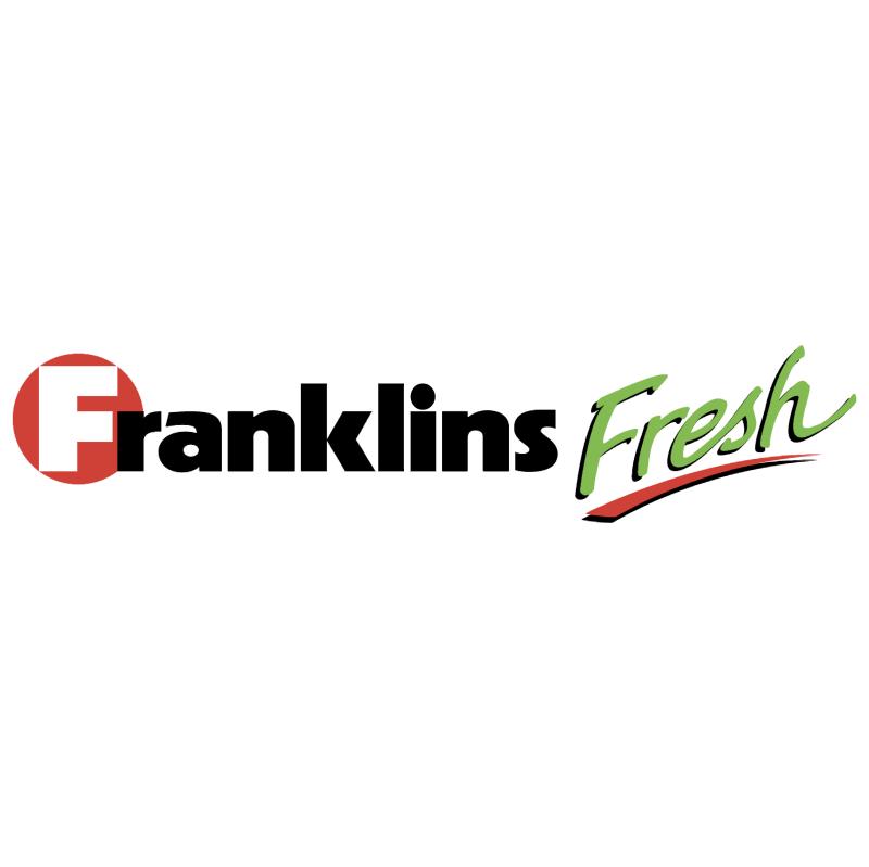 Franklins Fresh vector