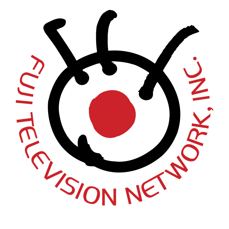Fuji Television Network vector