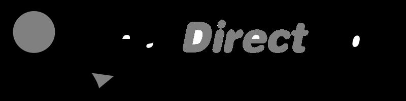 Gear Dierct vector logo