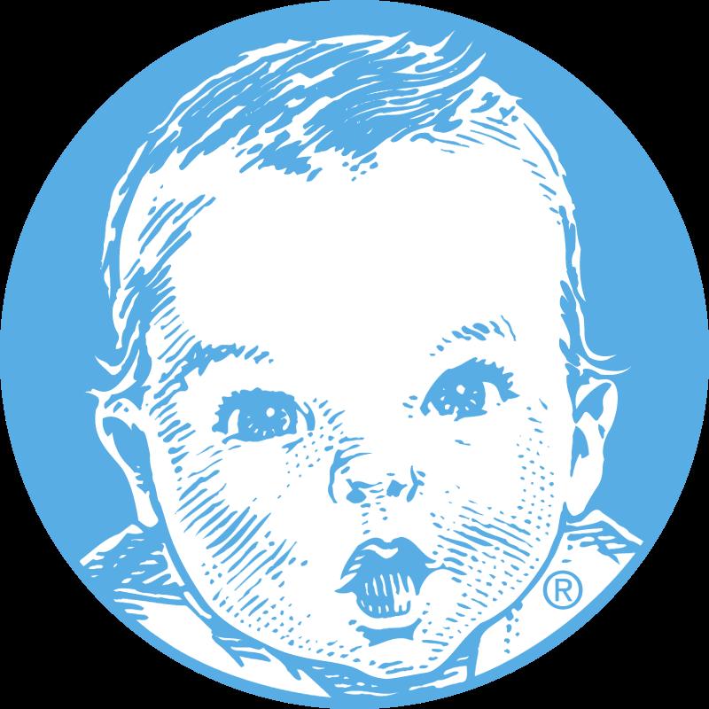 Gerber Baby vector