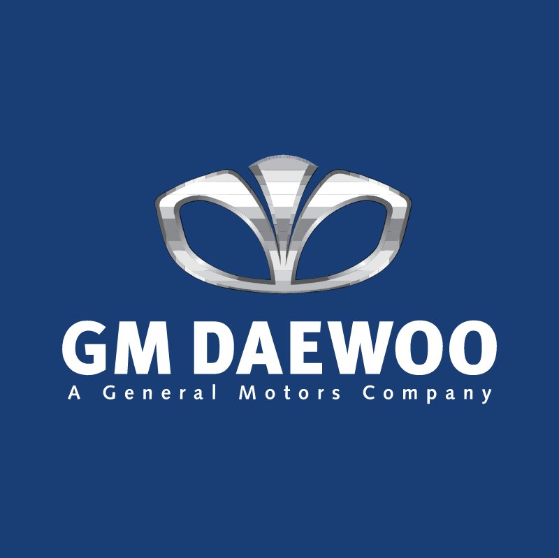 GM Daewoo vector