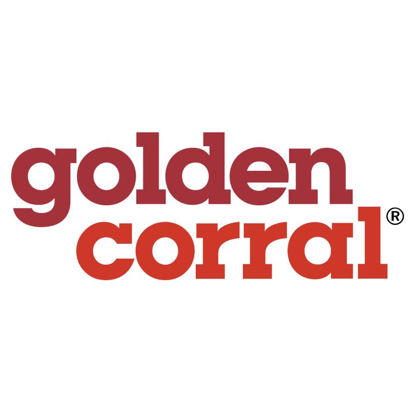 Golden Corall vector logo