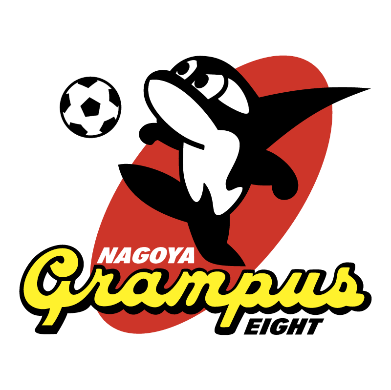 Grampus Eight vector