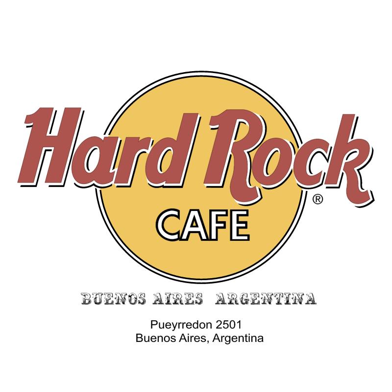 Hard Rock Cafe vector