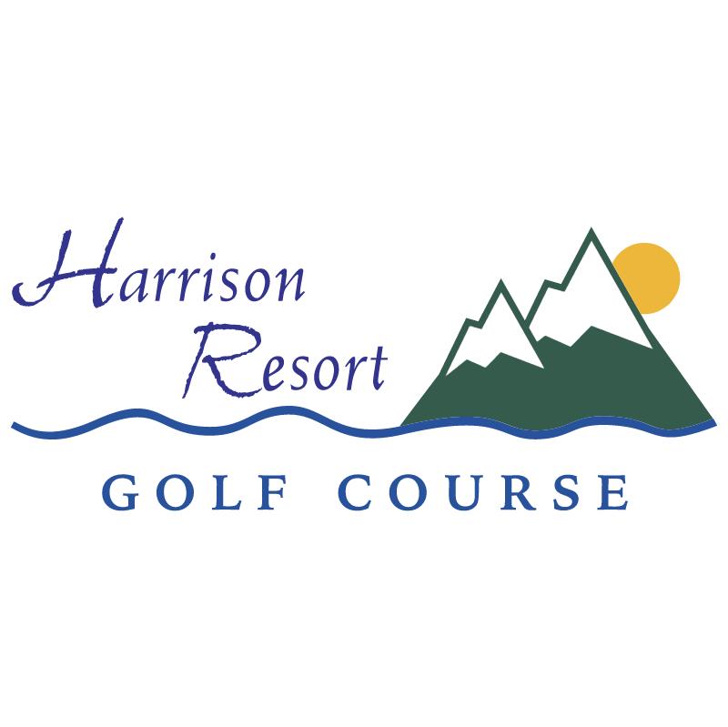 Harrison Resort vector logo