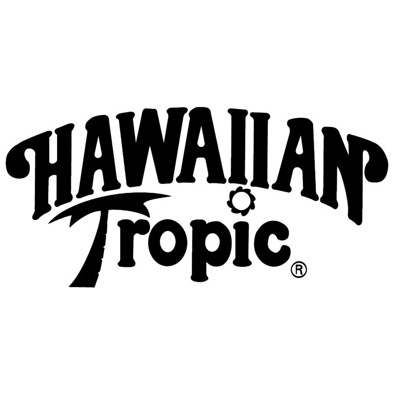 Hawaiian Tropic vector