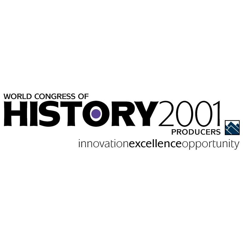 History 2001 vector