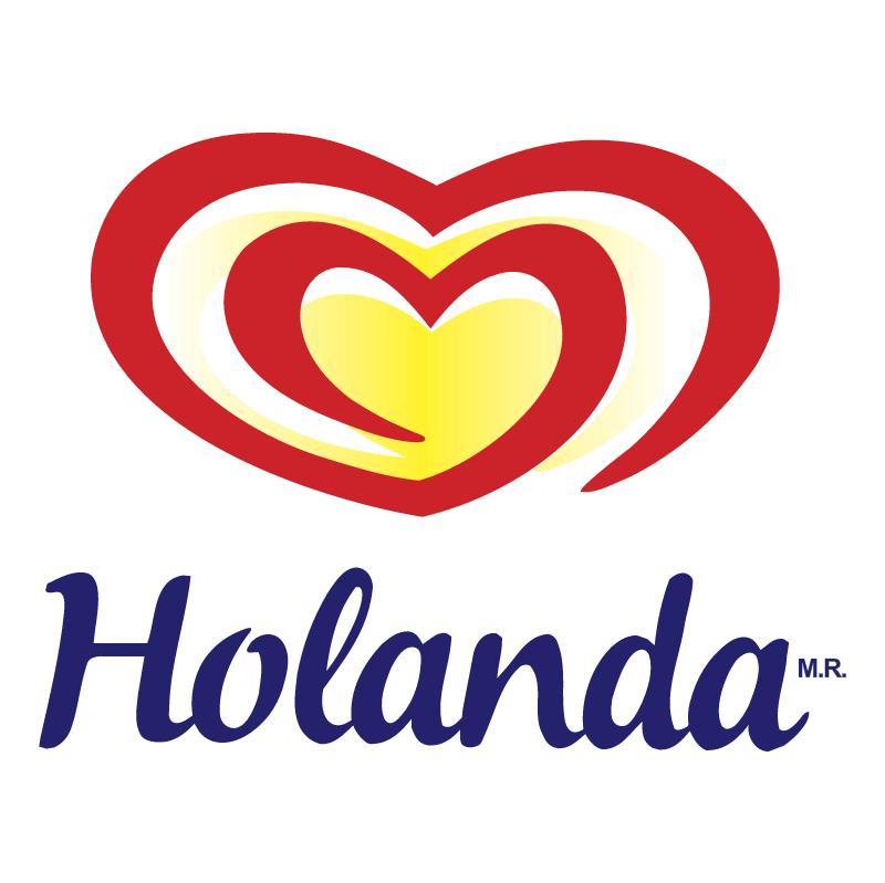 Holanda vector